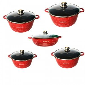 MAX BOSCH 5 IN 1 red
