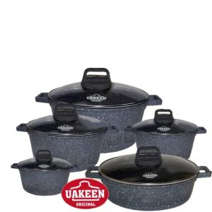 UAKEEN 5 in 1 black